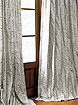 Double Banded Custom Curtains and Drapery