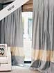 Parker Custom Silk Drapes