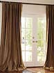 Solid Velvet Custom Drapes