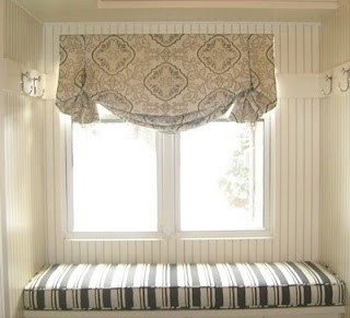 Custom Roman Shades As A Window Treatment Option Drapestyle