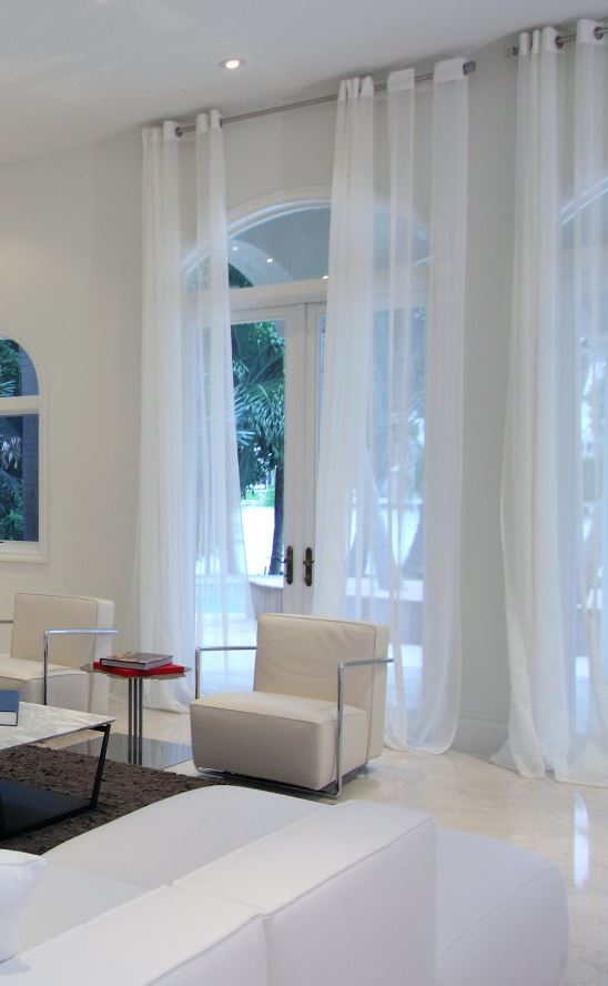 Grommet Drapes Pros And Cons Drapestyle