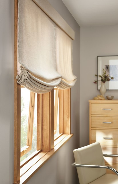 Relaxed Stone 2 Roman Shades